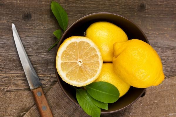 limone e vitamina C
