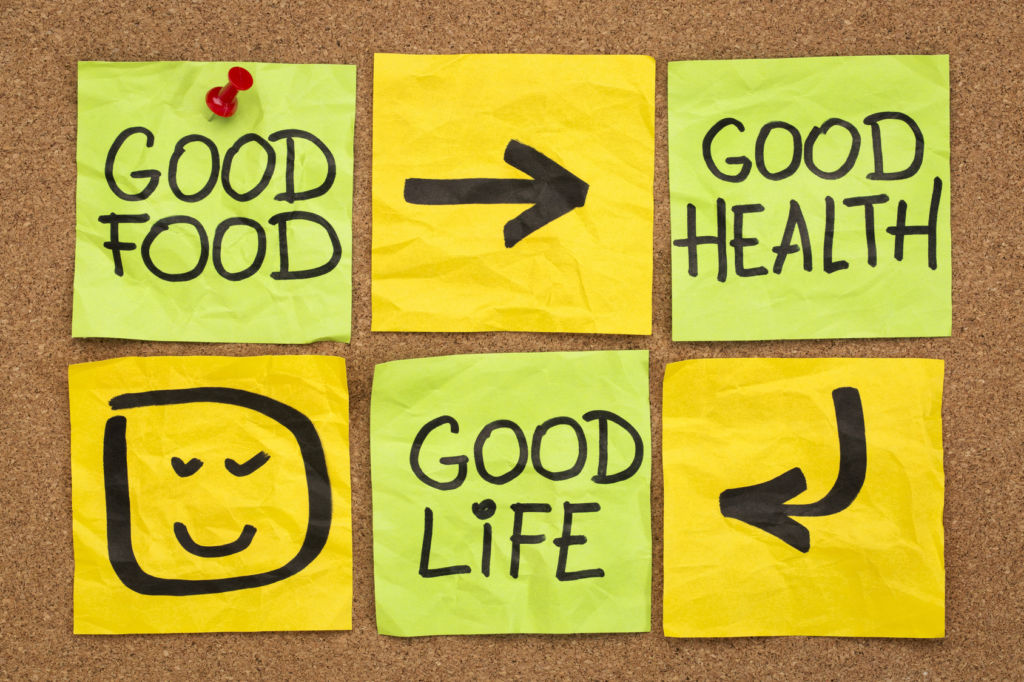 dieta sana ed equilibrata