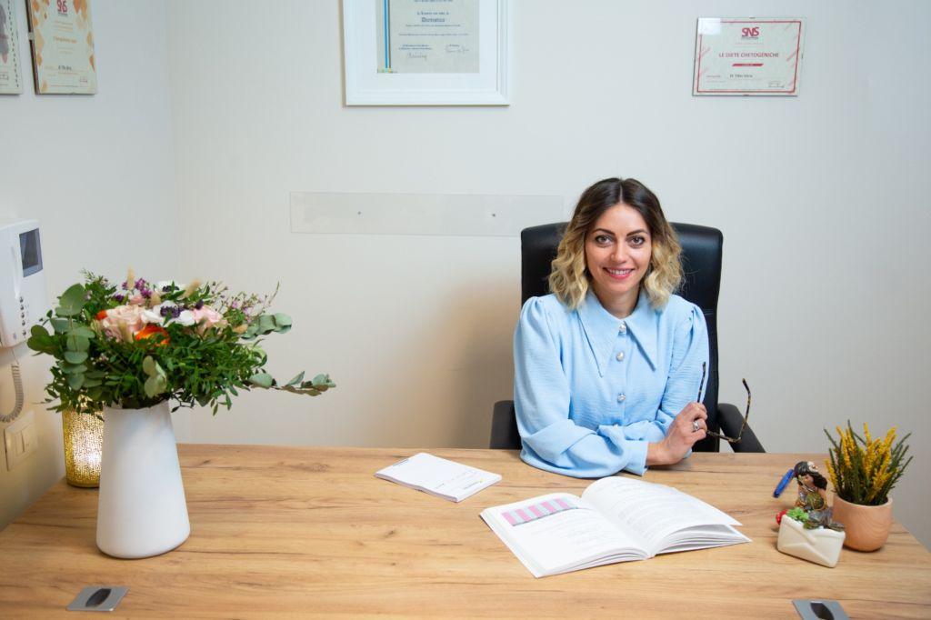 Dietista Silvia Di Tillio1