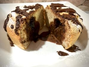 ciccio pancake con cuore morbido